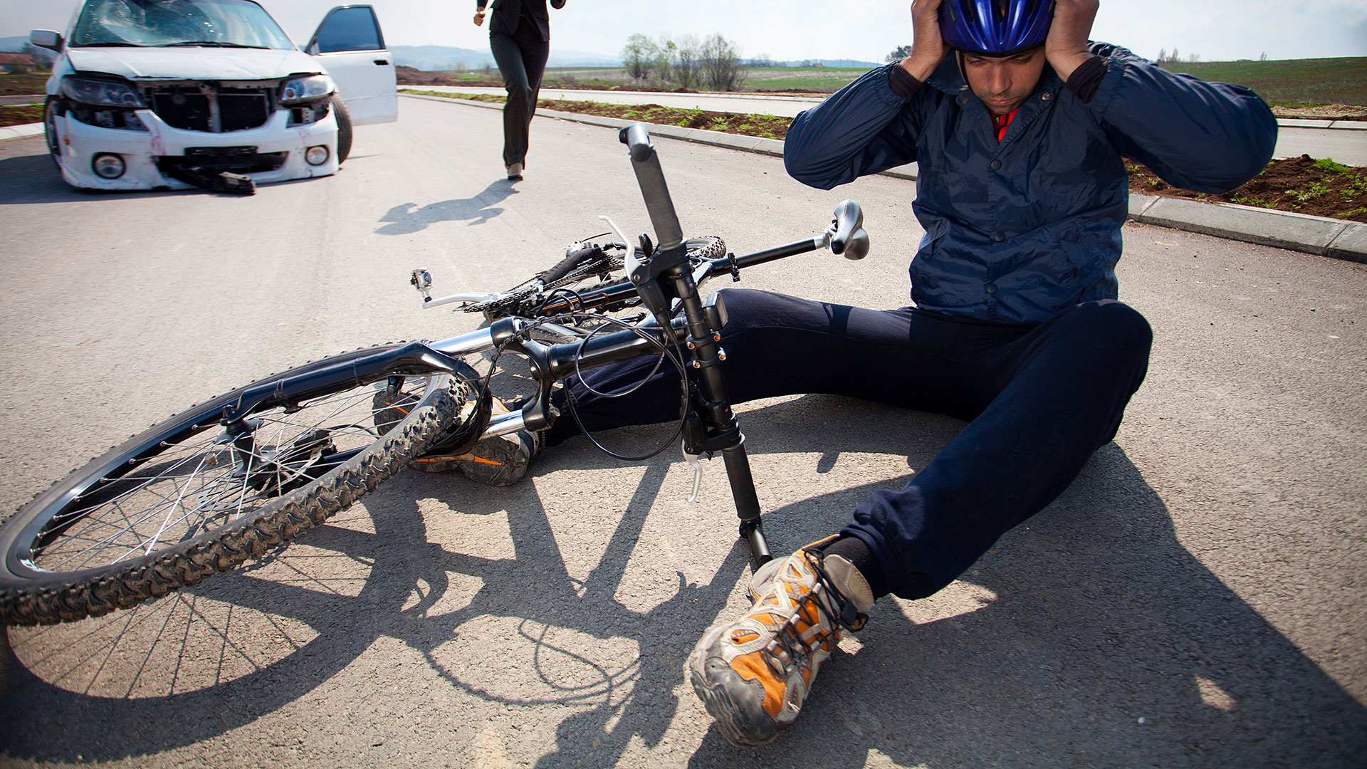 bicycle owner accidents
